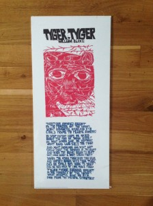 Tyger Tyger by Paul Peter Piech